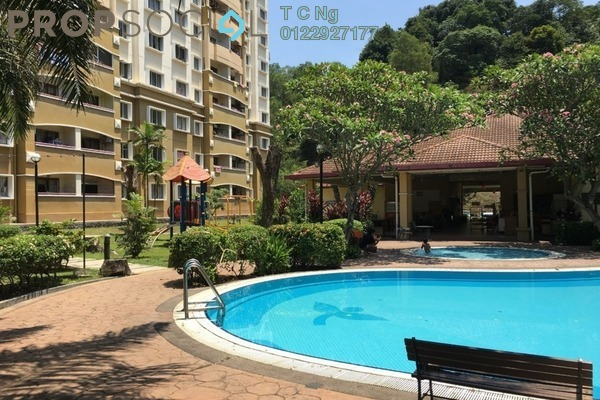 For Sale Apartment at Saraka Apartment, Pusat Bandar Puchong Freehold Unfurnished 3R/2B 365k