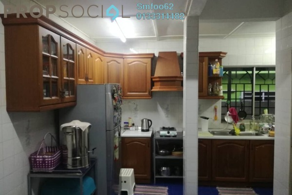For Sale Terrace at Taman Wangsa Melawati, Wangsa Maju Freehold Semi Furnished 4R/3B 780k