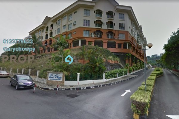 For Sale Condominium at La Vista, Bandar Puchong Jaya Freehold Semi Furnished 3R/2B 401k