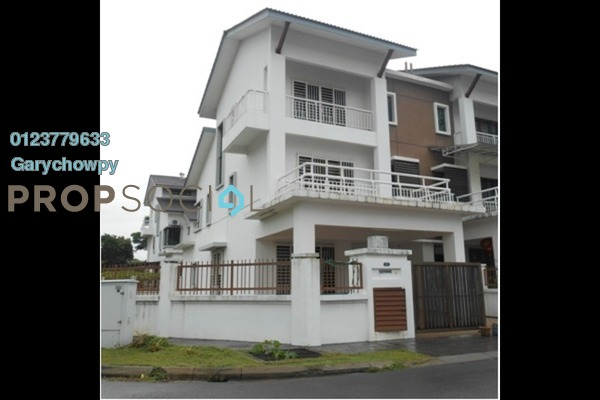 For Sale Terrace at Taman Meranti Jaya, Puchong Freehold Semi Furnished 5R/5B 1.2m