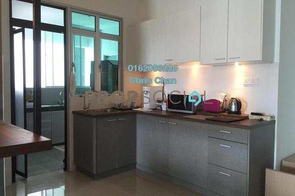 For Rent Condominium at Kiara Residence 2, Bukit Jalil Freehold Fully Furnished 4R/2B 2.2k