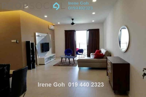 For Rent Condominium at Mira Residence, Tanjung Bungah Freehold Fully Furnished 4R/4B 3.7k