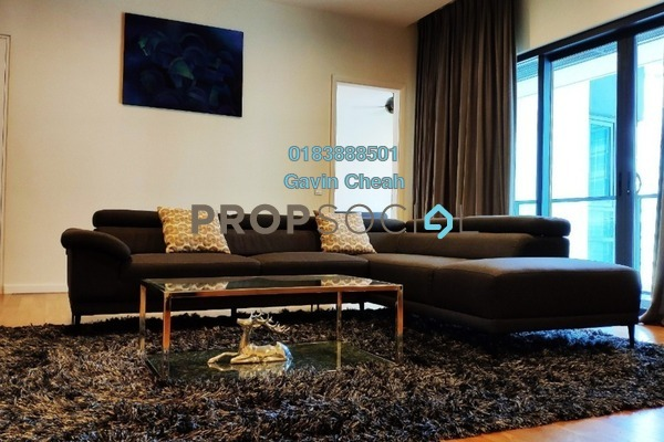 For Rent Serviced Residence at St Mary Residences, KLCC Freehold Fully Furnished 1R/1B 4.5k