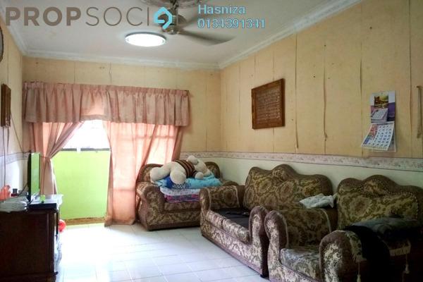 For Sale Apartment at Palma Perak & Puteri, Kota Damansara Leasehold Semi Furnished 3R/2B 350k