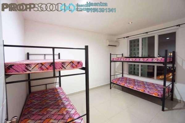 For Sale Serviced Residence at Menara U, Shah Alam Leasehold Semi Furnished 2R/1B 345k