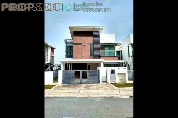 For Sale Semi-Detached at Citrina, Alam Impian Freehold Unfurnished 6R/6B 1.7m