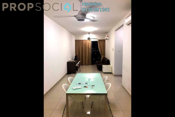 For Sale Serviced Residence at Senza Residence, Bandar Sunway Freehold Semi Furnished 3R/2B 680k