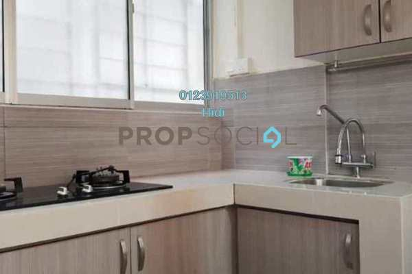 For Sale Condominium at Koi Tropika, Puchong Freehold Semi Furnished 3R/2B 300k