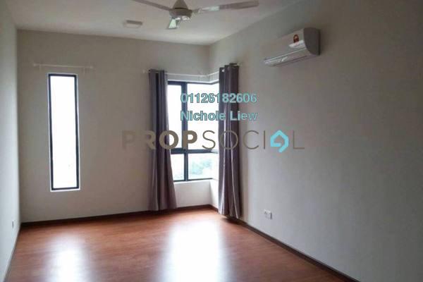 For Rent Condominium at Zefer Hill Residence, Bandar Puchong Jaya Freehold Semi Furnished 4R/3B 1.35k