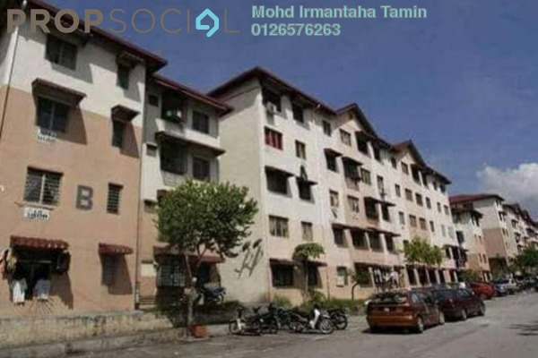 For Sale Apartment at Harmoni Apartment, Damansara Damai Leasehold Semi Furnished 3R/3B 140k