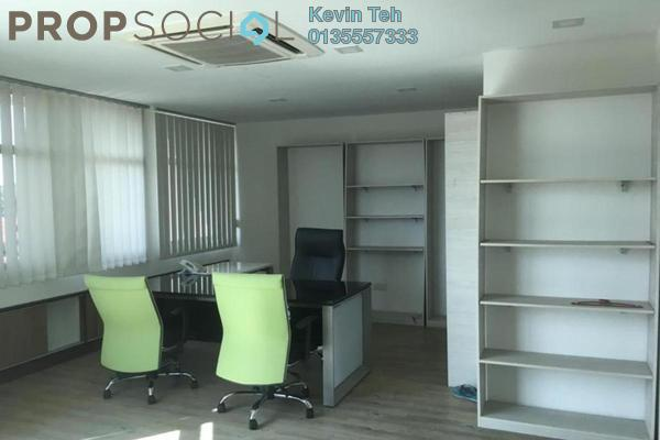 For Rent Office at Solaris Dutamas, Dutamas Freehold Fully Furnished 0R/0B 8.5k