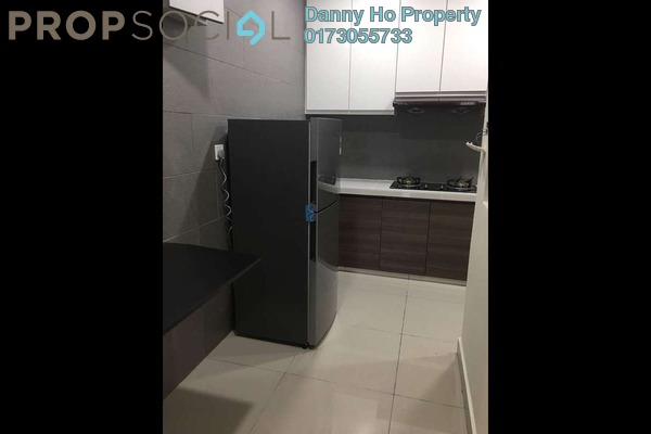 For Rent Condominium at Ascenda Residence @ SkyArena, Setapak Freehold Fully Furnished 3R/3B 2k