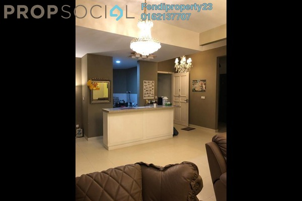 For Rent Condominium at Cyber Heights Villa, Cyberjaya Freehold Fully Furnished 3R/2B 2.5k