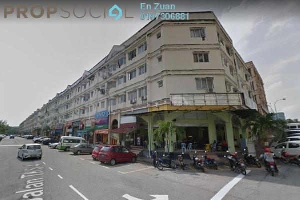 For Sale Apartment at Taman Kajang Sentral, Kajang Freehold Semi Furnished 3R/2B 165k