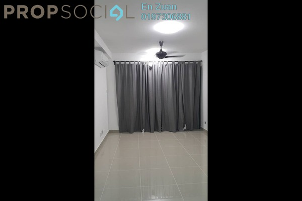 For Sale Condominium at Amerin Mall & Residence, Balakong Freehold Semi Furnished 2R/2B 490k