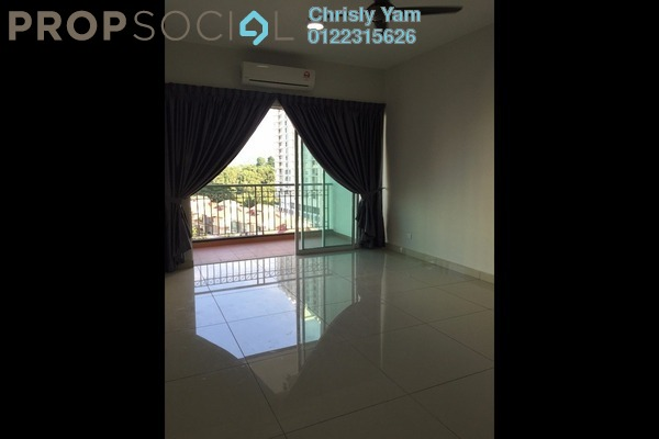 For Rent Condominium at 288 Residences, Kuchai Lama Freehold Semi Furnished 4R/4B 2k