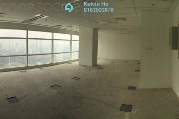 For Rent Office at Q Sentral, KL Sentral Freehold Unfurnished 0R/0B 6k