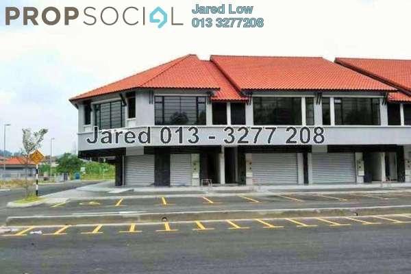 For Sale Shop at BK6, Bandar Kinrara Freehold Unfurnished 0R/0B 1.2m