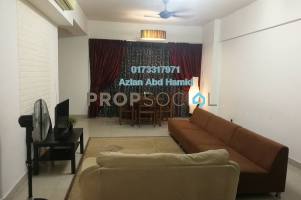 For Sale Condominium at Villa Wangsamas, Wangsa Maju Freehold Fully Furnished 3R/2B 490k