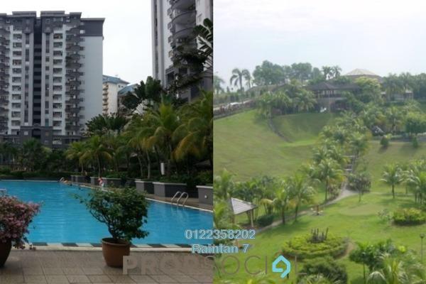 For Sale Condominium at Amadesa, Desa Petaling Freehold Semi Furnished 3R/2B 418k