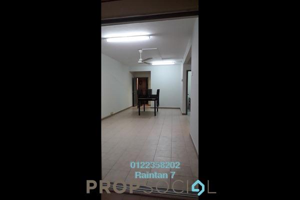 For Rent Condominium at Amadesa, Desa Petaling Freehold Semi Furnished 3R/2B 1.35k