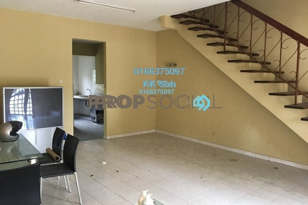 For Sale Terrace at Taman Taming Maju, Balakong Freehold Semi Furnished 4R/3B 568k