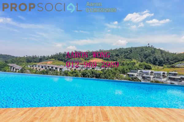 For Rent Condominium at Sutera Pines, Bandar Sungai Long Freehold Semi Furnished 3R/2B 1k
