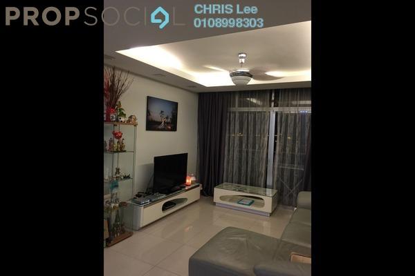 For Sale Condominium at Midfields, Sungai Besi Leasehold Semi Furnished 3R/2B 650k
