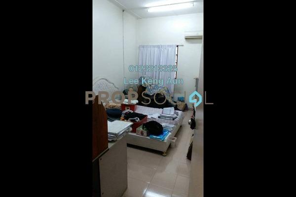 For Sale Terrace at Taman Klang Utama, Klang Freehold Unfurnished 3R/2B 368k
