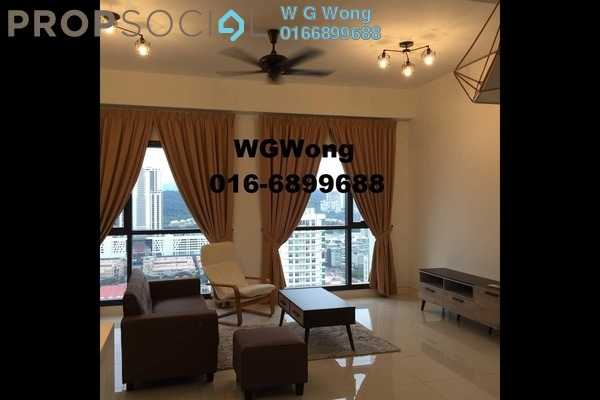 For Rent Serviced Residence at BayBerry Serviced Residence @ Tropicana Gardens, Kota Damansara Freehold Fully Furnished 2R/2B 3.9k