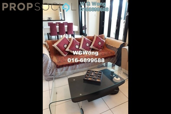 For Sale Duplex at Armanee Condominium, Damansara Damai Freehold Fully Furnished 4R/3B 580k