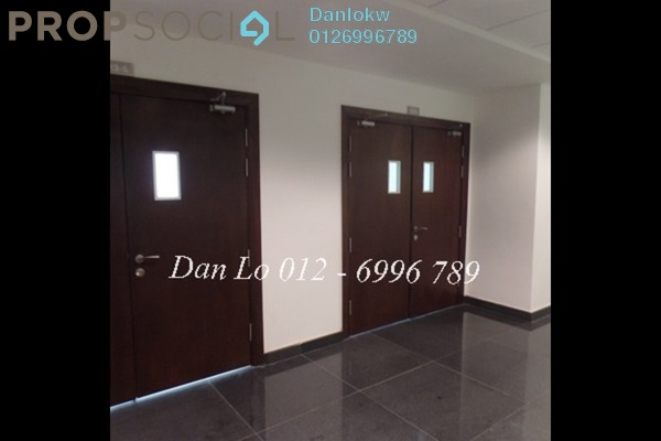 For Rent Office at KL Trillion, KLCC Freehold Semi Furnished 1R/1B 30k