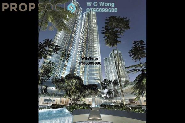 For Rent Condominium at 28 Mont Kiara, Mont Kiara Freehold Semi Furnished 5R/5B 6.95k