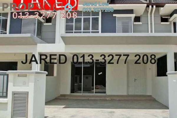 For Rent Terrace at Indah Residences, Kota Kemuning Freehold Semi Furnished 4R/4B 1.5k