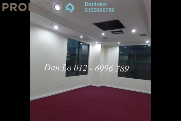 For Rent Office at Megan Avenue 1, KLCC Freehold Semi Furnished 4R/2B 4k