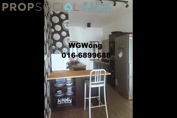 For Sale Duplex at Armanee Condominium, Damansara Damai Freehold Fully Furnished 4R/3B 639k