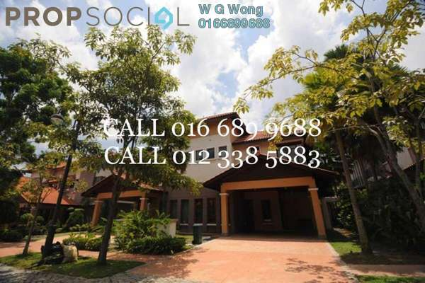 For Sale Semi-Detached at Duta Nusantara, Dutamas Freehold Semi Furnished 5R/6B 4.5m