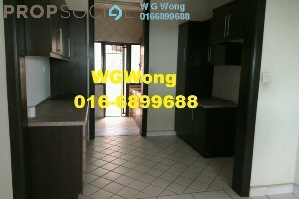 For Rent Duplex at Armanee Condominium, Damansara Damai Freehold Semi Furnished 4R/3B 1.65k