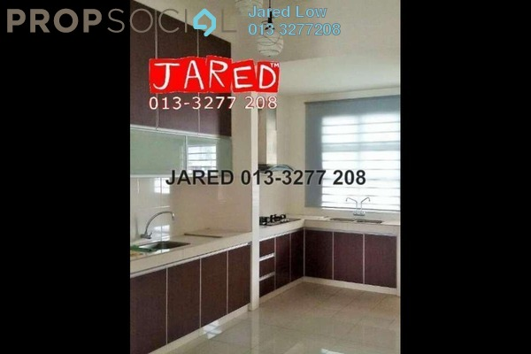 For Rent Terrace at Damai Residences, Kota Kemuning Freehold Fully Furnished 4R/4B 1.9k