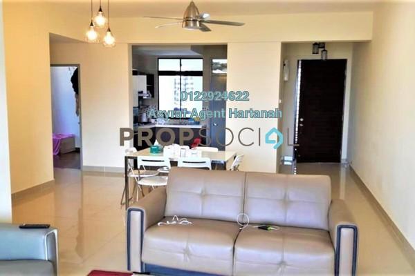For Sale Condominium at Tamara, Putrajaya Freehold Fully Furnished 3R/2B 650k