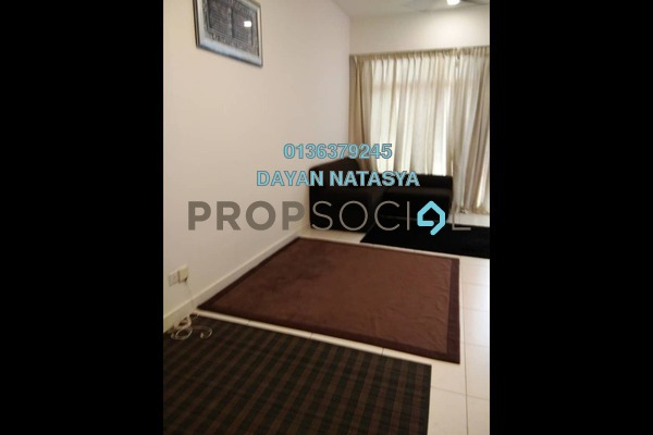 For Rent Condominium at BSP Skypark, Bandar Saujana Putra Freehold Semi Furnished 3R/2B 1.3k