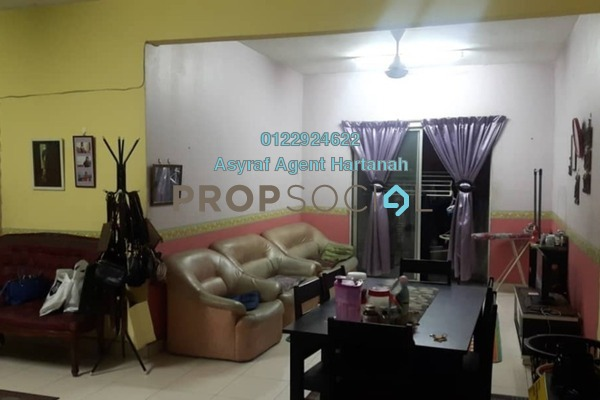 For Sale Apartment at Melur Apartment, Sentul Freehold Unfurnished 3R/2B 420.0千
