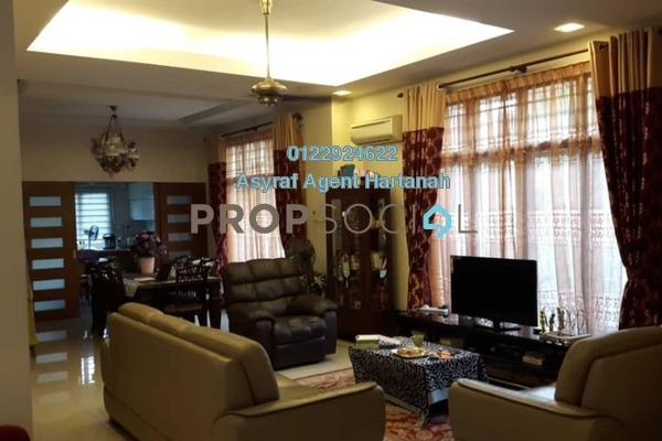 For Sale Semi-Detached at Taman Villa Putra, Bukit Rahman Putra Freehold Semi Furnished 6R/5B 1.3m