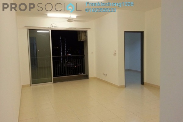For Rent Condominium at Residensi Pandanmas, Pandan Indah Freehold Unfurnished 3R/2B 1.2k