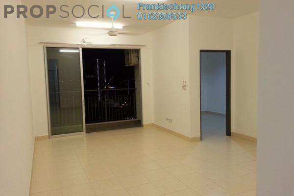 For Rent Condominium at Residensi Pandanmas, Pandan Indah Freehold Unfurnished 3R/2B 1.2k