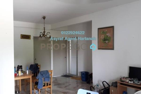 For Sale Apartment at Baiduri Apartment, Desa Pandan Freehold Semi Furnished 3R/2B 330k