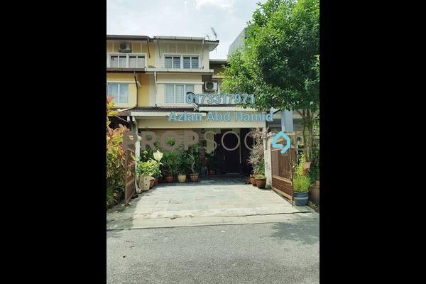 For Sale Terrace at Desa Andaman, Wangsa Maju Leasehold Semi Furnished 4R/3B 1.1m
