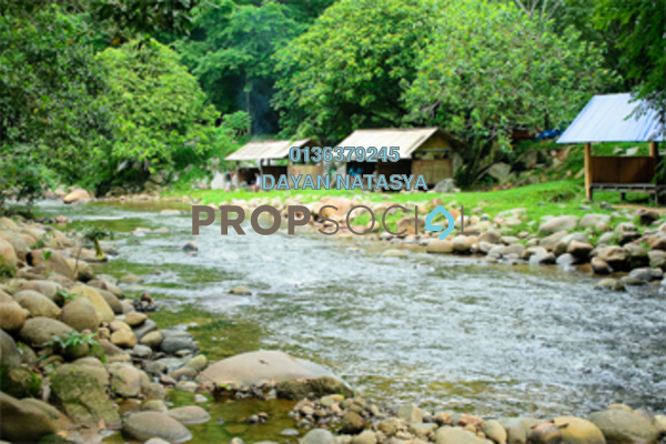 For Sale Land at Kampung Kuala Pangsun, Hulu Langat Freehold Unfurnished 0R/0B 3m