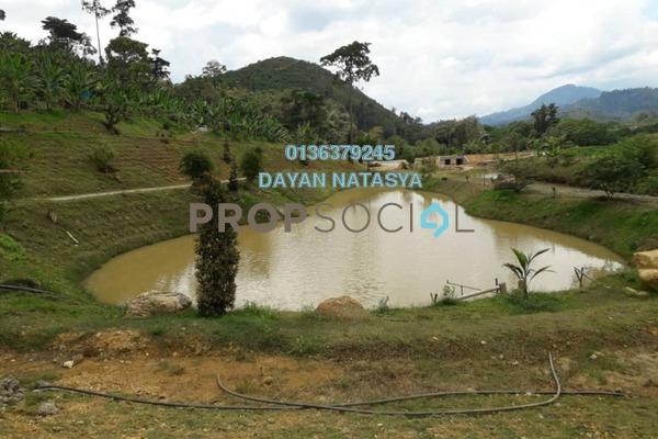 For Sale Land at Bentong Town, Bentong Freehold Semi Furnished 0R/0B 320k