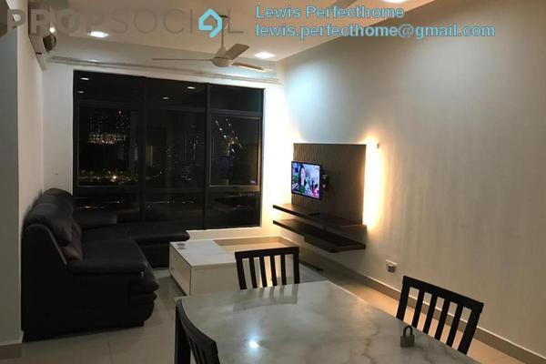 For Rent Condominium at Amaya Maluri, Cheras Freehold Fully Furnished 2R/2B 2.2k